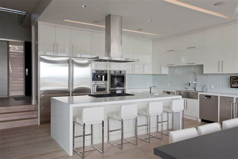 extra long kitchen island extra long white kitchen contemporary with cooktop