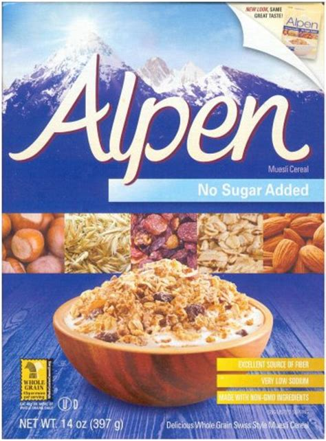 whole grain unsweetened cereal muesli mart discount grocer