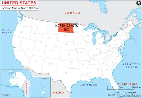 map usa dakota where is dakota location of dakota