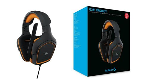 Headset Logitech G231 Prodigy Logitech G231 Prodigy Headset Review Xbox One Uk