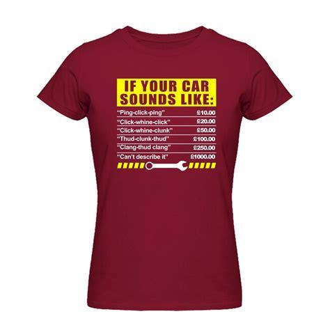 T Shirt Mechanic mechanic t shirts kamos t shirt