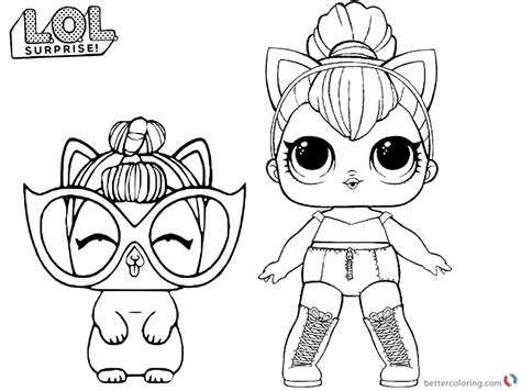 Coloring Page Lol by Lol Coloring Pages Free Printable Coloring Pages