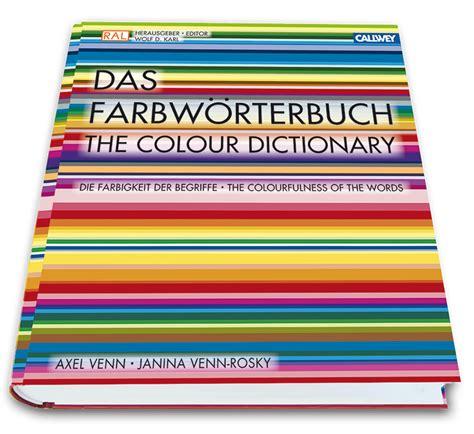 ral farben das farbw 214 rterbuch - Ral Farben Englisch