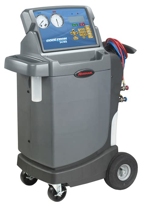 Cooltech by Cool Tech 34788 A C Recover Recycle Recharge Machine