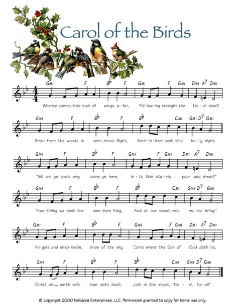 printable lyrics carol of the bells do you know how to sing quot jingle bells quot in german