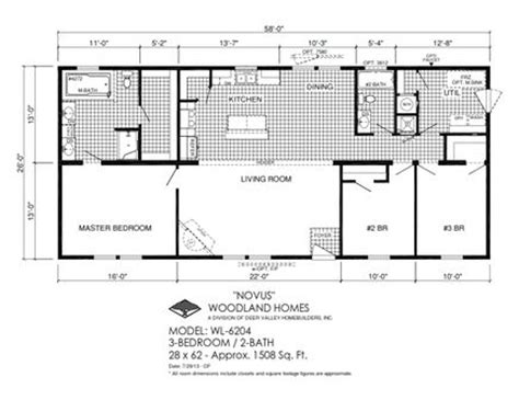 deer valley mobile home floor plans pinterest the world s catalog of ideas
