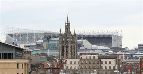 cathedral heights do you know where that is do you know which the tallest buildings in newcastle are