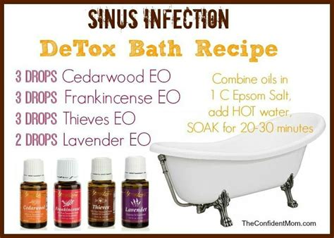 Detox Bath Recipes For Allergies 20 best images about allergies away on