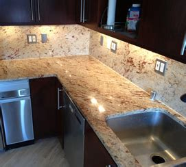 Buffing Marble Countertops by Bathtub Cleaning Caulking Restoration In Chicago