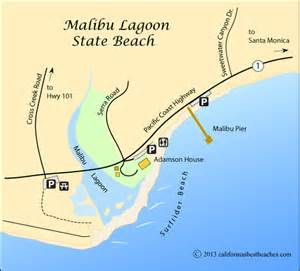 malibu lagoon surfrider california s best beaches