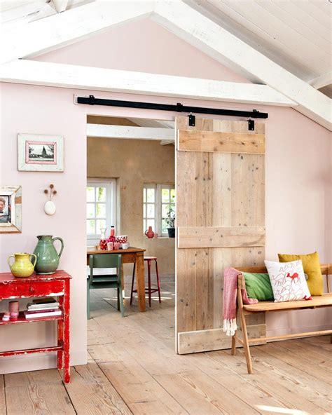 mobilier grange porte coulissante suspendue de style grange ou moderne