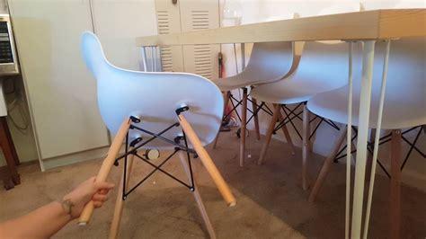 Eames Chair Repair by Eames Chair Review Home Design