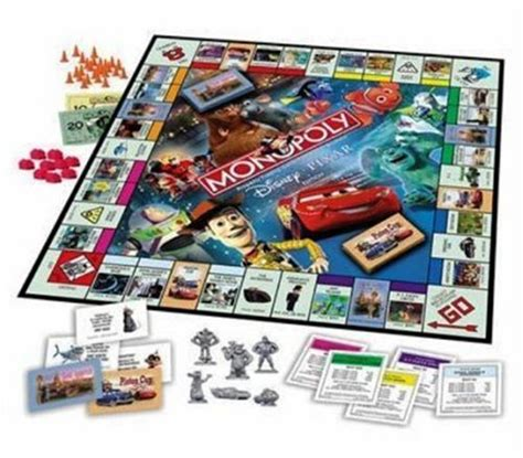 themes of monopoly board games image gallery disney monopoly