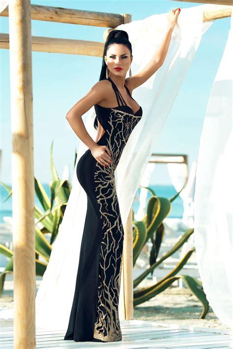 Summer Garden Dresses - daniela crudu for bby bby summer at mamaia pinterest