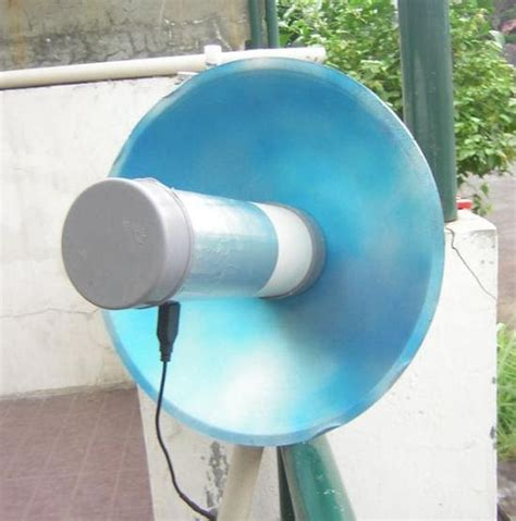 Wajan Biasa blackrose membuat antena wifi usb dengan wajan