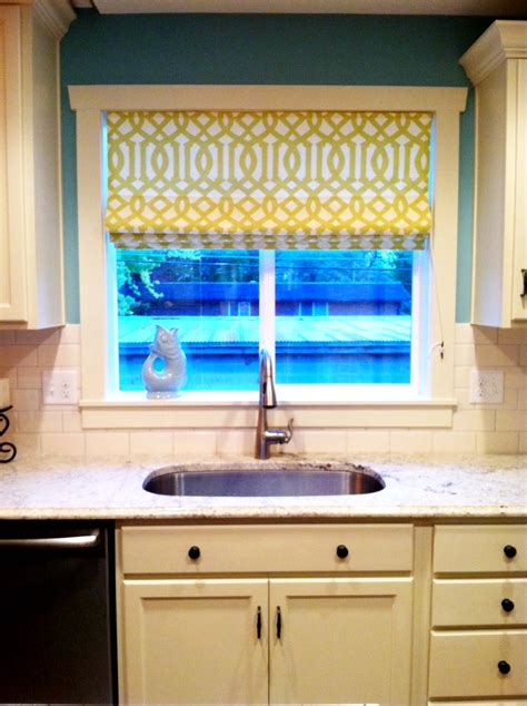 kitchen blinds shades reading berkshire with designer another happy roman shade story house of jade interiors blog