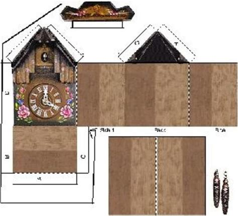 printable dollhouse clock 1000 images about miniatures printables on pinterest