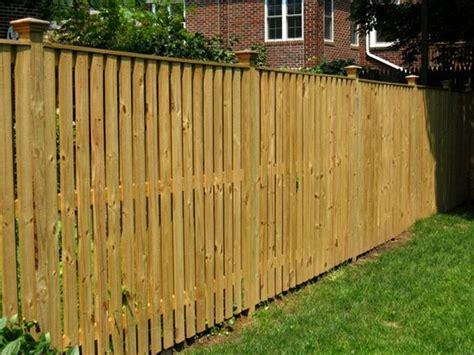 types  wood fences  homes  basic