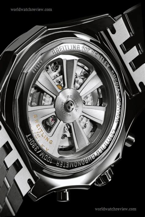 breitling bentley back breitling for bentley barnato racing chronograph