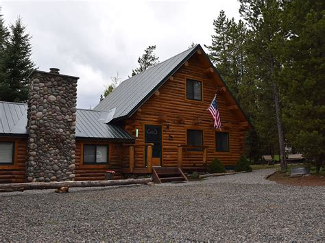 Yellowstone Cabin Rental by Island Park Yellowstone Cabin Rentals Largest Quality