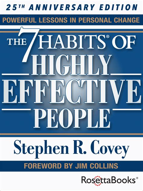 7 Habitsof Highly Efecktive the 7 habits of highly effective ebook