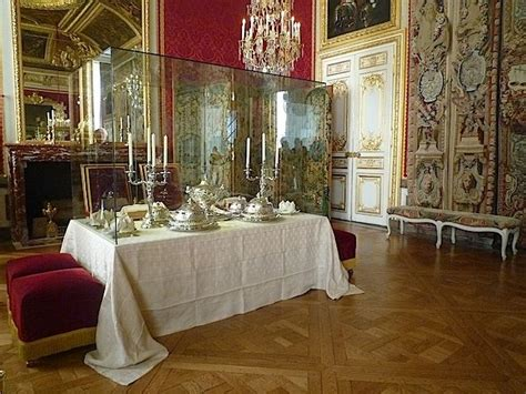 louis xvs dining room palace of versailles france 18th 218 best images about versailles on pinterest baroque