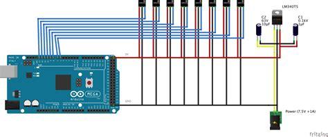 digital capacitor arduino arduino mega arduinomega 64 digital inputs cause random digitalread values arduino stack