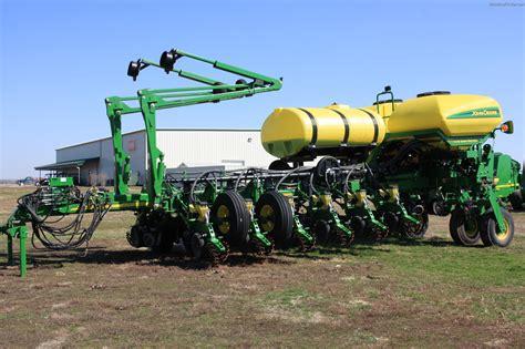 Deere 1770 Planter by 2011 Deere 1770 Planting Seeding Planters
