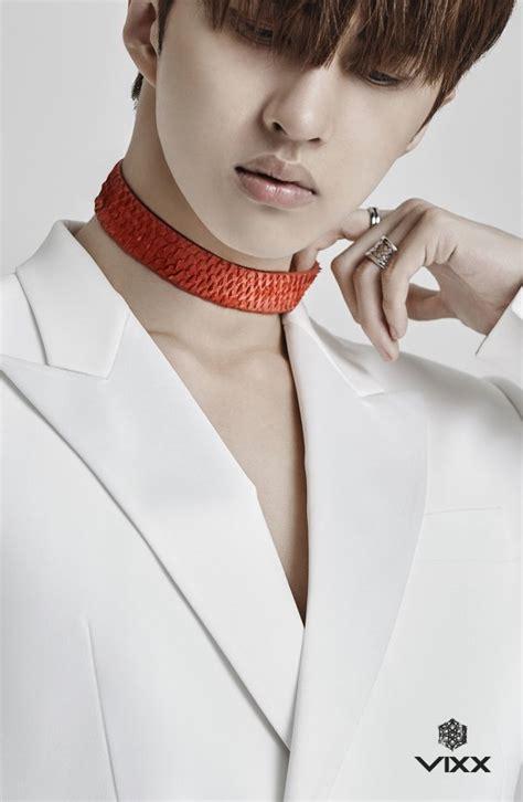 Ken Set 2in1 Anako Leo vixx releases teaser photos for november comeback