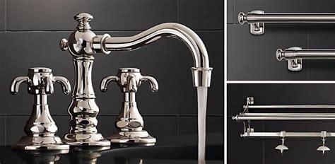 Restoration Hardware Bathroom Fixtures 33 Best Images About Restoration Hardware Bath On Pinterest Master Shower Vintage And Faucets