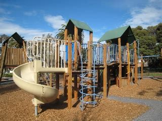 rubber st melbourne powlett reserve playground cnr powlett and grey