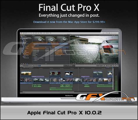 final cut pro x 10 2 apple archives gfxdomain blog