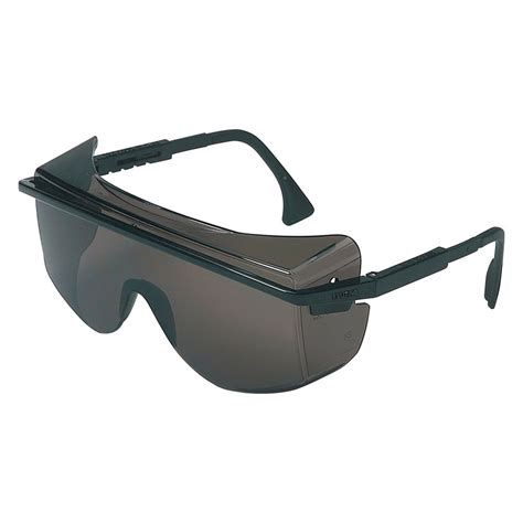 Uvex Safety Glasses The Glass 9161 Clear Lens 9161014 uvex astro the glass safety glasses with black frames gray lens ebay