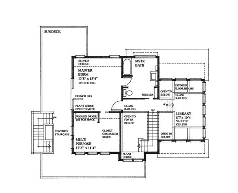 23 fresh vacation house floor plans house plans 48911