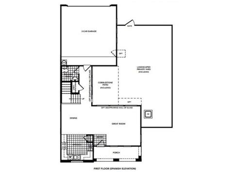 blandford homes floor plans new arbor residence 1