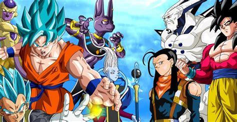 imagenes de goku movibles 9 similitudes entre dragon ball gt y dragon ball super plan9
