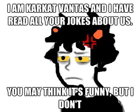 Homestuck Memes - john and karkat homestuck memes