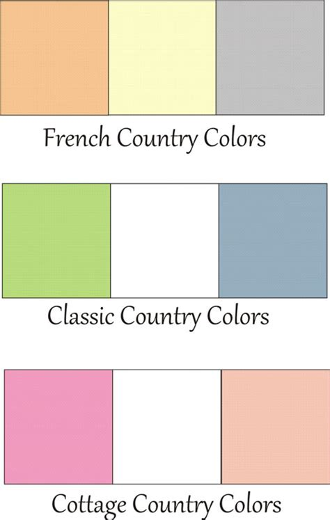 country interior paint colorscountry home interior color schemes cottage colors paint colors