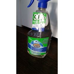 scrubbing bubbles daily shower cleaner reviews in bathroom