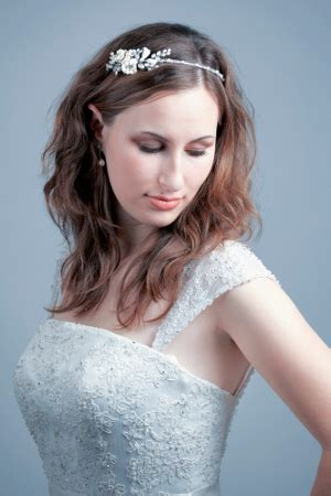 Simple Wedding Hairstyles With Bangs by Hairstyles For Brides