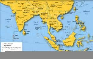 east south asia map south east asia map south east asia 点力图库