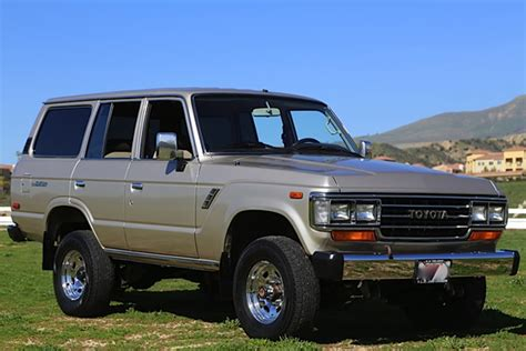 1988 Toyota Land Cruiser For Sale For Sale 1988 Toyota Fj62 Land Cruiser Grab A Wrench