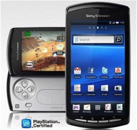 Hp Sony Xperia Play Handphone Collection Sony Ericsson Xperia Play