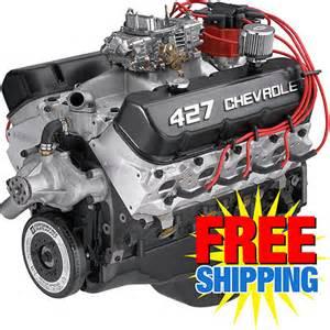 chevrolet performance 19166393 gm zz427 crate engine ebay