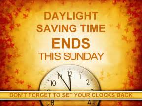 daylight savings time ends on sunday mitchell county