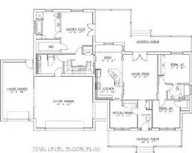 concrete block home plans find house plans cement block house plans