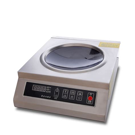 electric induction stove huadao 3500w home or commercial electric induction cooker electric countertop cooktop in