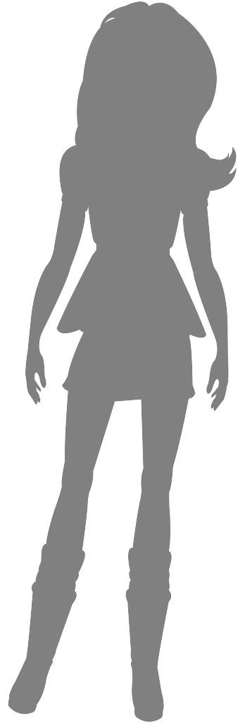 barbie silhouette coloring page barbie silhouette free vector silhouettes