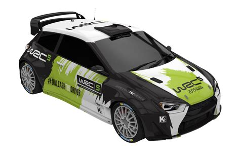 Rally Auto It by Wrc 5 Pre Orders Will Bag A Special Wrc Concept Car Xbox