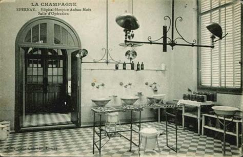 Cabinet Radiologie Epernay by Salle De Lavage Des Mains 1905